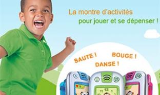30 LeapBand (montre d'activités pour enfants) à gagner