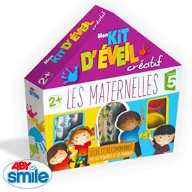50 kits d'éveil Les Maternelles par AbySmile à gagner