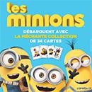 Cartes Les Minions offertes chez Carrefour