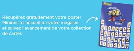 Poster Les Minions gratuit