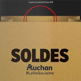 Soldes d'été magasins Auchan : Les bons plans