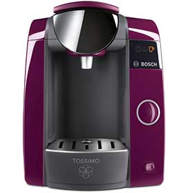 Machine Tassimo T43 offerte pour l'achat de boissons