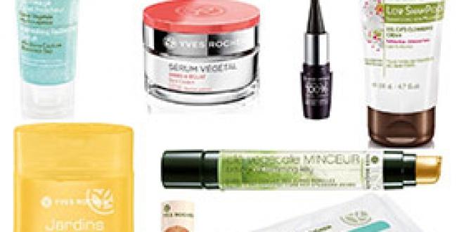 Tests de produits Yves Rocher : Produits de beauté gratuits