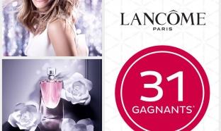 31 parfums La Vie est Belle de Lancôme … à gagner
