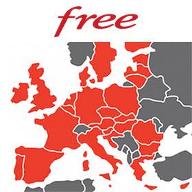 Free Mobile Pass destination : Le forfait illimité dans 31 pays