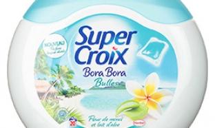 Optimisation : Lessive Super Croix Bora Bora moins chère à 2.45€