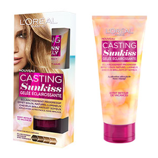Test L'Oréal : 100 gelées Casting Sunkiss gratuites