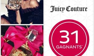 Concours Juicy Couture et Nocibé