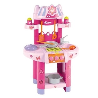 Promotion Amazon : 1 kitchenette Barbie à 24,90€ (-58%)