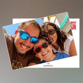 ATACARTE : Cartes postales personnalisées gratuites