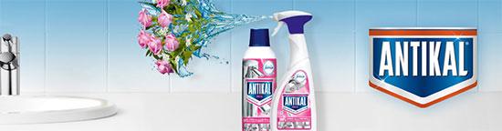 Testez le nettoyant Antikal Fresh Febreze
