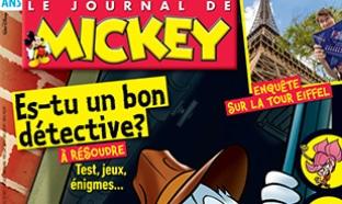 Bon plan Abonnement : Le Journal de Mickey moins cher (-56%)