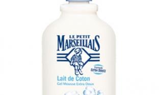 échantillon test Le Petit Marseillais