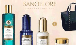30 routines complètes soins du visage Sanoflore à gagner