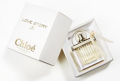Miniature parfum Chloé Love Story