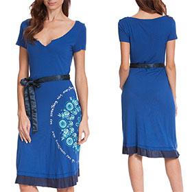 Bon plan promotion robe Desigual (à partir de 17.70€)