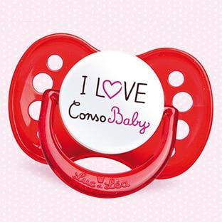 Concours Conso baby : 1000 sucettes Luc et Léa offertes