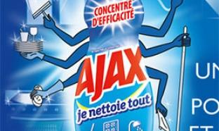 Optimisation Intermarché : 1 gel nettoyant Ajax gratuit