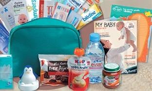 Auchan Babybox : Coffret bébé gratuit et offert avec Pampers