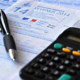Baisse des impôts en 2016 pour 8 millions de foyers