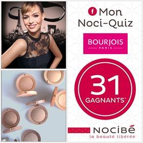 Jeu Nocibé : 102 produits de maquillage Bourjois à gagner