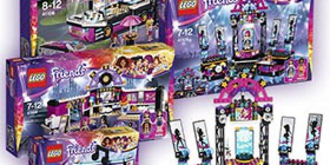 jeu disney avec 45 boites de lego friends gratuites gagner. Black Bedroom Furniture Sets. Home Design Ideas