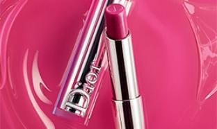 Échantillons Dior Addict Lipstick