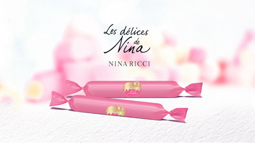 échantillons Nina Ricci