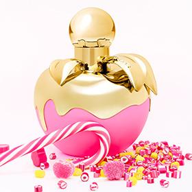 Échantillons du parfum Les délices de Nina de Nina Ricci