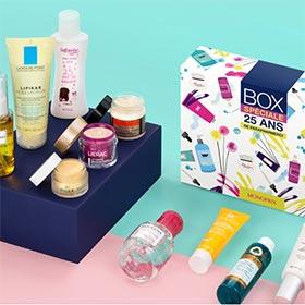 Concours Monoprix : 20 box de 10 produits de beauté à gagner