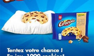 Échantillons de Cookies Granola : 1000 gratuits à gagner