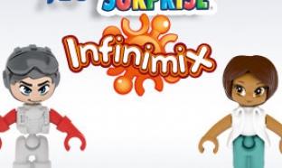 Jeu concours Kinder Infinimix