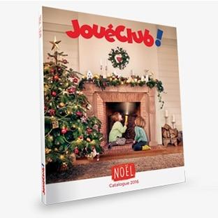 Catalogue JouéClub Noël 2016 gratuit : Recevez-le !