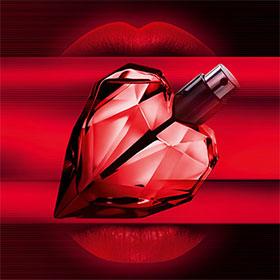 Échantillon gratuit de parfum Diesel Loverdose Red Kiss
