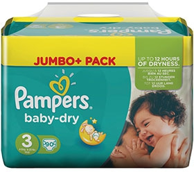 Bon plan couches pampers 50 de r duction - Reduction couches pampers a imprimer ...