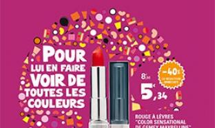 Catalogue Leclerc Rendez-Vous Beauté : -50% + réductions