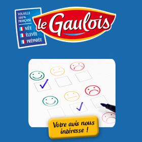 Réduction Le Gaulois 1€ + Concours avec 114 lots à gagner