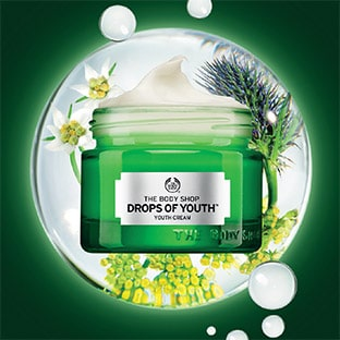 Test The Body Shop : 5000 lots de 6 échantillons gratuits