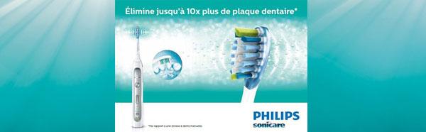 Brosses à dents Flexcare Platinum