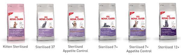 Croquettes Royal Canin gratuites