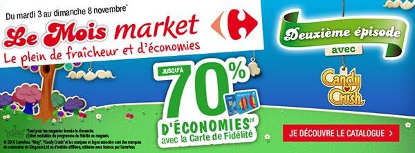Catalogue Le Mois Market : Deuxième étape