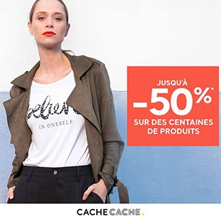 Battle Days Cache Cache : jusqu'à -50% + 10% de réduction