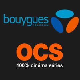 Bouygues Bbox TV : Chaînes OCS gratuites (octobre 2015)