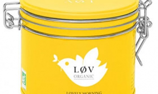 Concours Stylist : 60 boîtes de thé Lov Organic à gagner