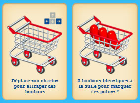 Candy Crush Carrefour Market : Comment jouer ?