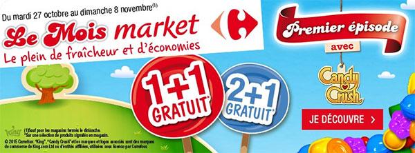 Le Mois Market 2015 Semaine 1