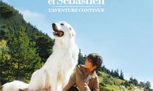 Film Belle et Sébastien : 500 places de cinéma … à gagner