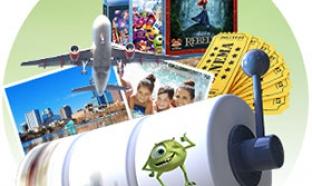 Jeu concours Auchan : 849 cadeaux Disney Pixar à gagner !