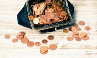 1/4 des Français disposent de moins 10€ à la fin du mois