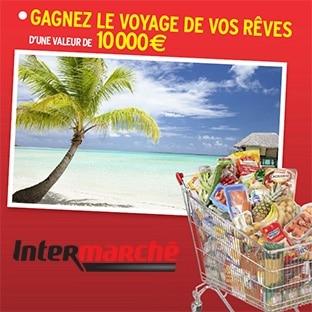 Jeu Anniversaire Intermarché : Jetons, bons d'achat et voyage
